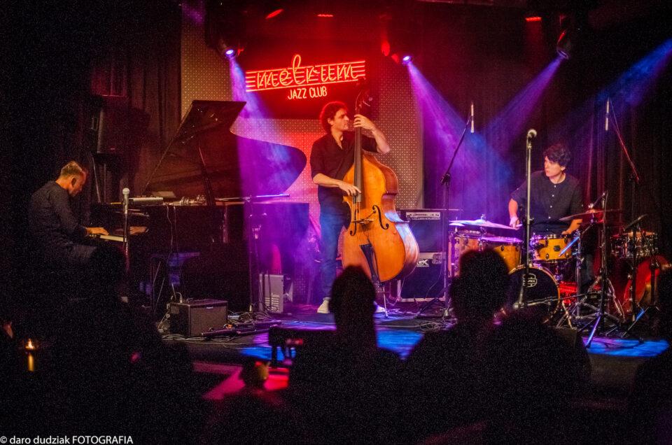 9 May | Thursday| LRK Trio in a quartet with Grzech Piotrowski