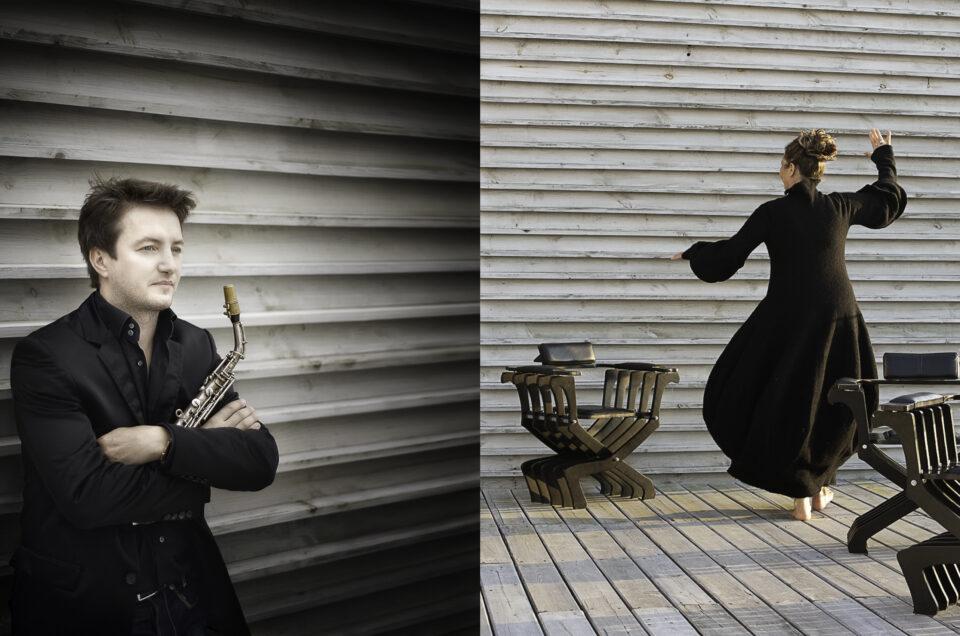 Concert – Performance – Exhibition. Ruth Wilhelmine-Meyer, Grzech Piotrowski, Meggy Bernhardt